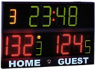 low cost multisport scoreboards